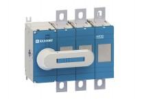 Выключатель-разъединитель eDF60 3P 630А ELVERT
