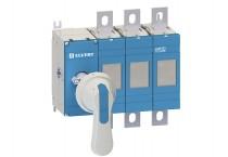 Выключатель-разъединитель eDF60 3P 630А c выносной рукояткой ELVERT