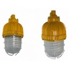 Светильники для компактных люминесцентных ламп серии ВЭЛ-Д, 1EхdIIBT6 (2х21)