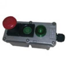 Посты управления взрывозащищенные кнопочные типа ПВК с индикацией 2EхedIICТ6