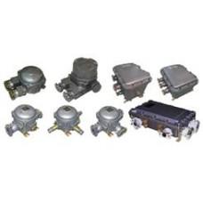 Оболочки электротехнических аппаратов серии ОЭАВ из модифицированного алюминиевого сплава, EхdIU/EхdIICU и EхdIU/EхdIIВU