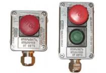 Посты управления взрывозащищенные кнопочные типа ПВК-15, 25, 35 и ПВК(П) 25, 2EхedIICТ6