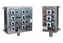 Посты взрывозащищенные кнопочные cерии ПВКН-ВЭЛ из нержавеющей стали, 2EхnACIIСТ6, 2EхnAIIT6, 2EхedIICT6