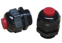 Кабельные вводы взрывозащищенные пластиковые для небронированного кабеля, серии ВК-П-ВЭЛ, EхeIIU, EхiIIU