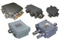Коробки зажимов cерии КЗП, КЗИ из пластика и серии КЗПМ, КЗИМ из алюминия, 2EхeIIT5, 0EхiaIICT5