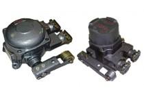 Выключатели путевые взрывозащищенные серии ВПВ-4Б и ВПВ-4М, 1EхdIIBT6, 1EхdIICT6, PB EхdI