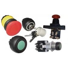 Посты аварийной сигнализации взрывозащищенные серии ПАСВ7, ПАСВ8 световые, миниатюрные, РВ EхsI/1EхsIIСТ6