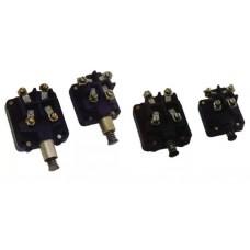 Посты аварийной сигнализации взрывозащищенные с пьезокерамическими излучателями и индикаторами высокой яркости cерии ПАСВ-1-ПМ, 1EхsIICT6