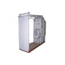 Комплектные распределительные устройства 6-10 кВ наружной установки КРУН