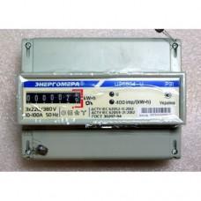 Трехфазные однотарифные электросчетчики