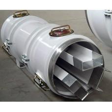 Изделия для токопроводов напряжением 6-10 КВ (компенсаторы, звенья трехлучевые, шинодержатели, кольца стыковочные)