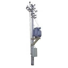Трансформаторные подстанции столбового типа СТП